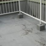 ベランダ・屋上の防水ギレ